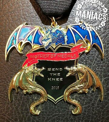 "2018 ""Mother Of Medals"" Fiesta Medal"