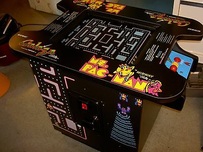 Commercial Classic coin op cocktail table arcade game FREE SHIPPING