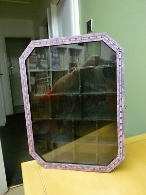 Glass Fronted Multi Section Display Cabinet - For Matchbox, Dinky, Other Models
