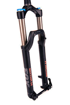 "Federgabel FOX 34 RHYTHM 140mm  27.5"" Boost                               #72646"