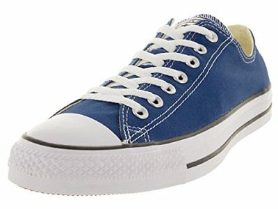 e63932b36bd1f Converse Unisex Chuck Taylor All Star Ox Low Top Classic Roadtrip Blue  Sneakers
