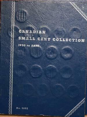 Canadian Small Cents Book