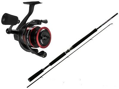 Silstar Egi Combo- 7'10 Egiist 2 Pce Squid Rod and Tactical 3500 Spin Reel Combo