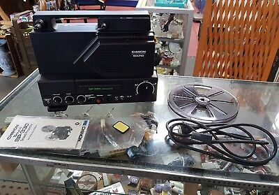 Chinon Sound Sp - 330...8Mm Projector Looks New In Original Box