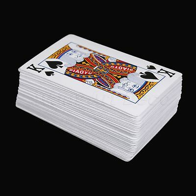 Magic Trick Poker Prank Electric Deck of Card by Invisible Thread Waterfall Prop