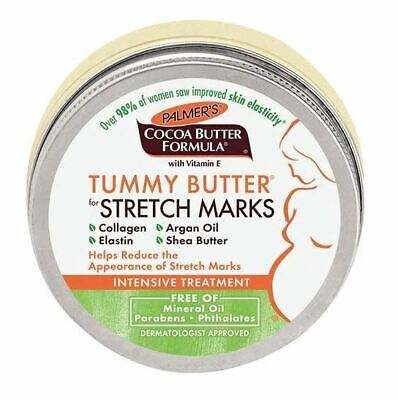 Palmer's Cocoa Butter Tummy Butter for Stretch Marks 125g 1 2 3 6 12 Packs