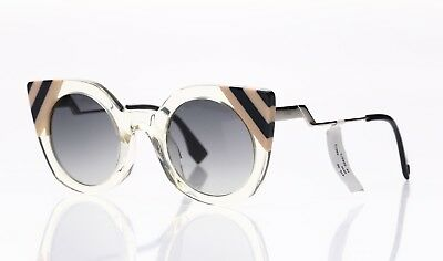 6d5ecc371ed50 FENDI WOMEN S  FF 0240  Cat Eye Sunglasses - 135134 -  296.25
