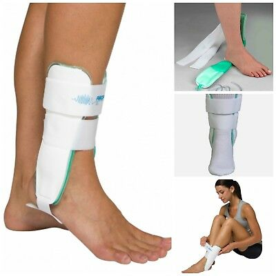Aircast Sport Stirrup Ankle Brace. RIGHT Foot. For Support & Protection.