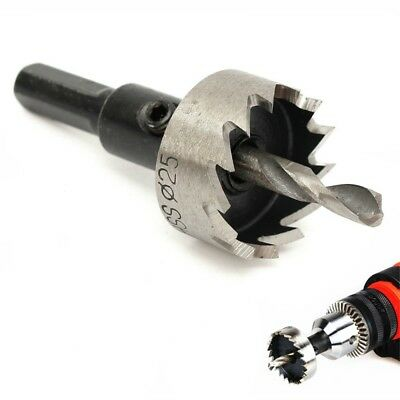 HSS Hole Saw Tooth for Steel Metal steel Drill Bits Cutter Size 12mm-30mm New