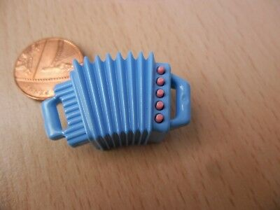 2117 Blue Accordion - Music Playmobil New Pirate Ship Spare Parts