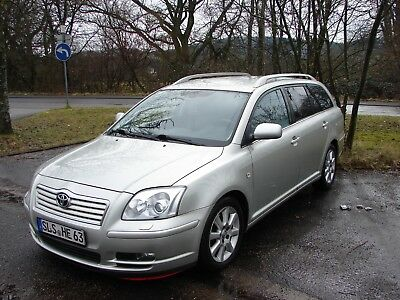 Toyota Avensis 2,2 D-Cat
