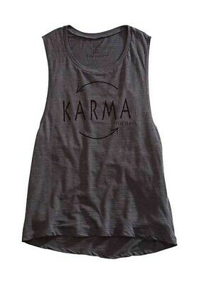 1bd16781ccf88 TIN HAUL WOMEN S Gray Karma Sleeveless Top 10-037-0501-0875 -  24.95 ...