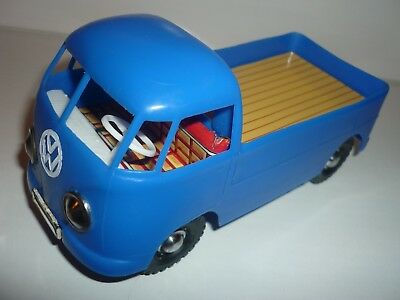 Alter Vw Bus T1 Pritschenwagen Plastik / Blech Made In W.germany