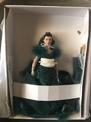 "Tonner Gone With the Wind Scarlett O'Hara Doll ""Shame"" New!"