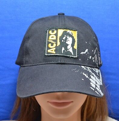 """AC/DC """"Lock Up Your Daughters Tour '76"""" Baseball Cap - Officially Licensed"""