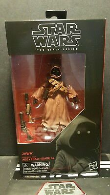 Star Wars Black Series Wave 16 Jawa Solo Story MIMB
