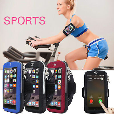 Sport Running Jogging Gym Armband Arm Bag Case Pouch For iPhone X/7/8/Cell Phone