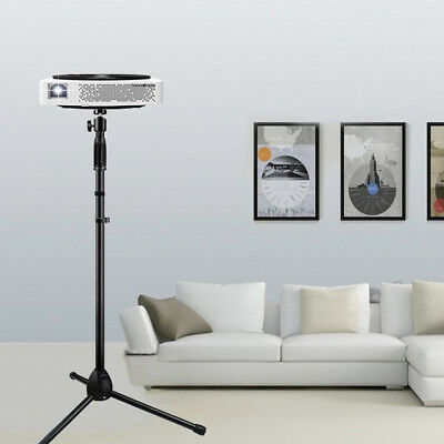 """Projector Stand Heavy Duty Tripod Height Adjustable 28 To 58"""" For Home Office"""