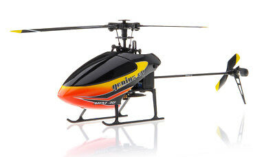 Mini Elicottero Walkera Genius CP Flybarless 6 Canali RC Helicopter  BNF RTF