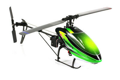 Mini Elicottero Walkera New V120D02S Brushless 6 Canali RC Helicopter  BNF RTF