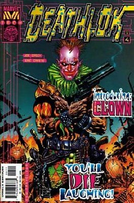 Deathlok (Vol 2) #   4 Near Mint (NM) Marvel Comics MODERN AGE