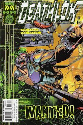 Deathlok (Vol 2) #   2 Near Mint (NM) (CvrA) Marvel Comics MODERN AGE