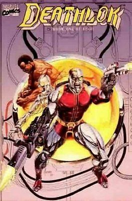 Deathlok (1990 Ltd) #   1 Near Mint (NM) Marvel Comics MODERN AGE