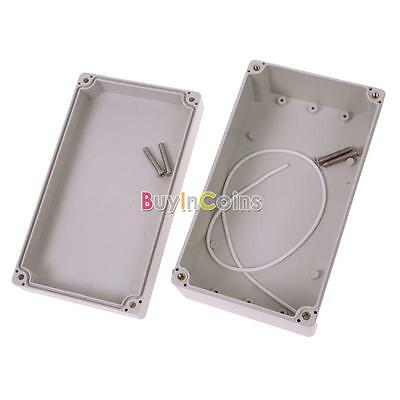 11 Sizes Easy Use Plastic Electronics Project Box Enclosure Instrument Case