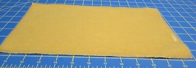 German Mini Mohair Med Butter Gold - 7 Inch by 12 Inch – For Bearmaking & Crafti