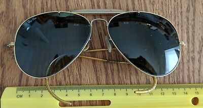 Vintage Ray-Ban Aviator Sunglasses Bausch & Lomb