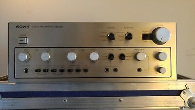Sony TAE-5450 Stereo Preamplifier