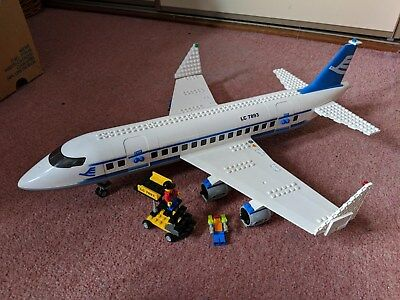 Lego City 7893 Passenger Plane 999 Complete With Box And