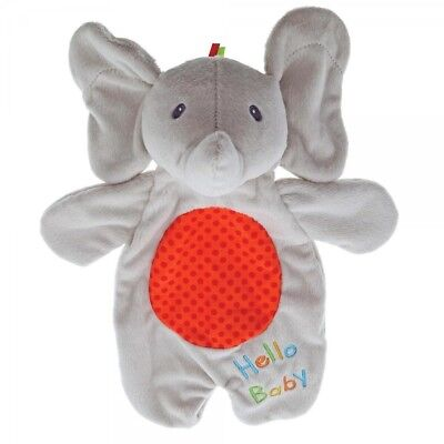 Baby Gund Flappy the Elephant Activity Lovey Toy New with tags