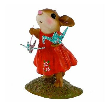 Wee Forest Folk M-321b A Wish for Happiness