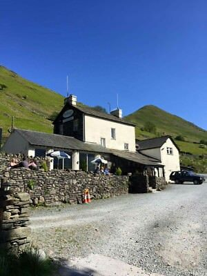 lake district 2 night dinner bed and breakfast sykeside patterdale 25.3-27.3.18