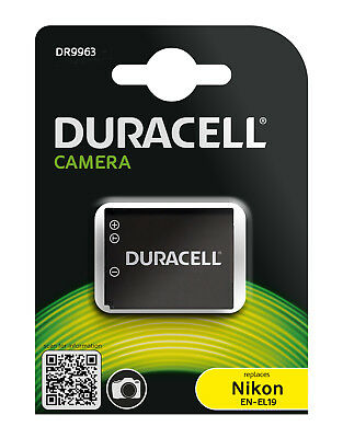 Genuine DR9963 Duracell Battery for Nikon Battery P/No EN-EL19