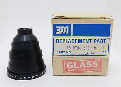 23X Projection Lens Replacement Part 3M No. 78870435084  In Original Box