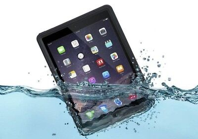 competitive price 36d27 b80f6 LIFEPROOF NUUD IPAD Pro (9.7-inch) Case Otterbox Black Waterproof New