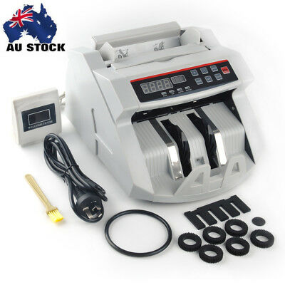 Bill Money Counter - Suitable for Australian Cash Counting Machine