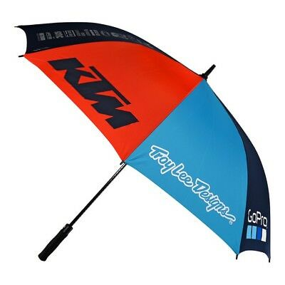 OFFICIAL 2018 TROY LEE DESIGNS KTM UMBRELLA pit GoPro motocross adidas enduro