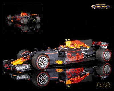 Red Bull RB13 TAG Heuer Renault F1 2017 Max Verstappen, Minichamps 1:18