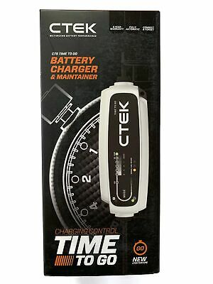CTEK CT5 battery charger Time to Go 40-161