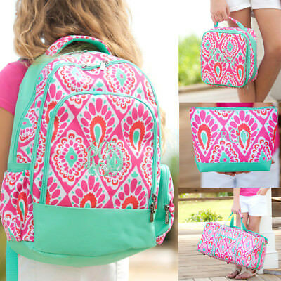 f44b0b788c53 PERSONALIZED QUILTED KIDS Girls Tote Bag Purse Monogram Name ...