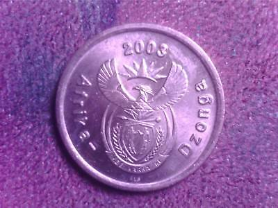 South  Africa   5   Cents   2003  Fr