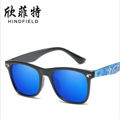 Kids' colorful film sunglasses Children's sunglass Cartoon Girls' Eyeglasses