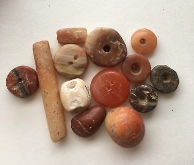 Pre-Columbian Authentic Bead Collection