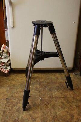Meade LS 6 or 8 Lightswitch Adjustable Metal Telescope Tripod and Eyepiece Tray