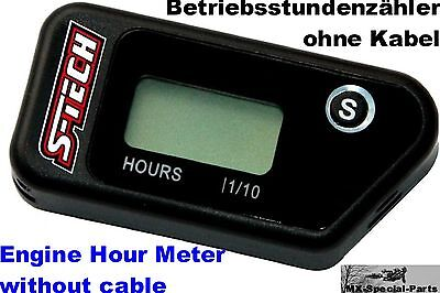 Betriebsstundenzähler ohne Kabel HUSQVARNA TC 85 Engine Hour Meter without cable