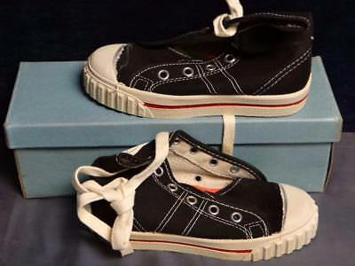 W T Grant 5 & Dime New Old Stock Canvas Gym Shoes in Original Box Shelf-1