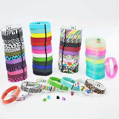 Large/Small Replacement Wristband Bracelet Band Strap for Fitbit Flex 1 Tracker